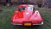 1963 Chevrolet Corvette (3) NCRS Topflight&